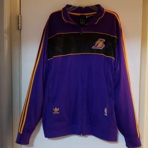Los Angeles Lakers Track Jacket